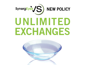 Unlimited Scleral Exchanges