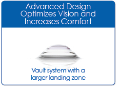 ultrahealth lens large landing zone